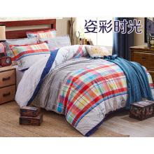 100% algodão impresso cobertor define F1726