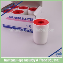 Surgical Adhesive Zinc Oxide Plaster for Medical Use