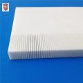 customized ZTA zirconia alumina ceramic parts