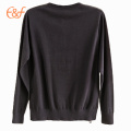 Patch Version Men Black Computer Knitted Sweaters