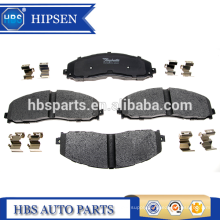 Front Brake Disc Pads Kits OEM# DC3Z-2001-E For 2011-2016 F250 F350 F450 F550 Super Duty