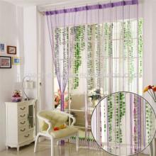 2016 diferentes cortinas modelos cadenas cortinas decorativas