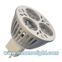 2013 novos produtos levou spot luz 3W vaporizador levou luzes