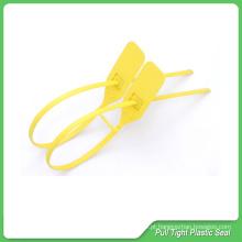 Selo de segurança apertada alta tração plástica (JY-380), selos plásticos