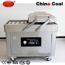 Dz600-2sb Máquina de envasado al vacío automática de alimentos de cámara doble
