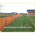 Orange Plastic Construction Safety Net/Plastic Safety Fence Net