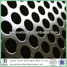 Slotted hole stainless steel perforated sheets (Baodi Manufacture ISO9001:2000)