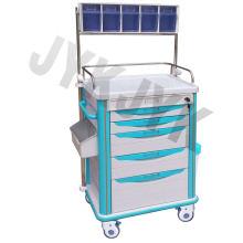 Medizinische ABS Anästhesie Trolley Jyk-C11b