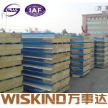 New Best Price Rock Wool Color Steel Roof Panel