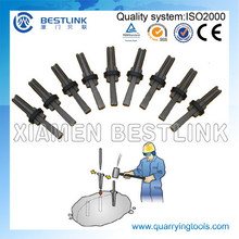 Wedge and Shims/ Hand Splitter for Hard Rocks