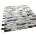 Backsplash Decor Mosaic Self Adhesive Bathroom Tiles