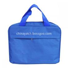 Cheap promotional basic pattern laptop bag