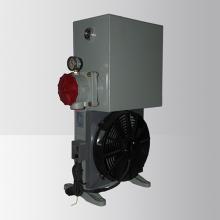 Concrete Mixer Truck Oil Cooler Heat Exchanger