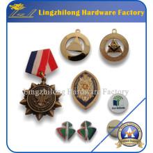 The Coolest Race Awards Custom Running Medal