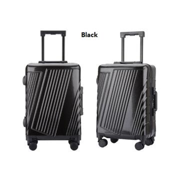 Оптовый чемодан из алюминиевого сплава для дорожного багажа