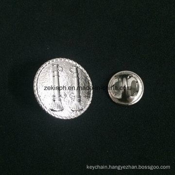 Fashion Design Reusable Blank Custom Pin Plastic and Metal