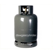Feito em China GB Cilindro de gás de 5kg LPG padrão para cozinhar