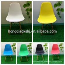Wohnzimmermöbel Plastik Holz Designer Stuhl