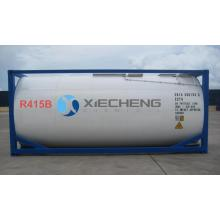 Good Quality for China Foaming Agent Hcfc,Mixed Refrigerant,Air Conditioning Refrigerating,Substitutes Refrigerant Supplier The mixed refrigerant R415B for ISO TANK supply to Bangladesh Supplier