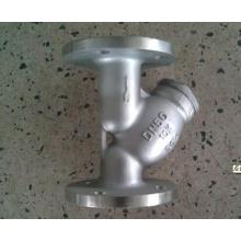 JIS 10k acero inoxidable Y-filtro (GL41W-DN150-10K)