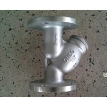 JIS 10k Stainless Steel Y-Strainer (GL41W-DN150-10K)