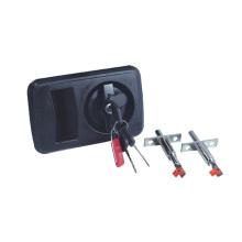 Verrouillage de porte de verrouillage extérieur à verrouillage extérieur
