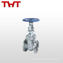 6 inch water stainless steel flanged forged ps gate valve pn16