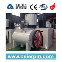 SRL-W 800/2000 Plástico High Spped Calentamiento horizontal / Mezclador de refrigeración / Compunding Machine