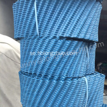 PVC PP 300mm Circle Wave Cooling Tower Fill