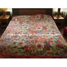 Корейский, вязаные Рашель норки акриловые одеяло