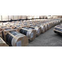 eletrodo de grafite de alta pressão e ultra alta pressão
