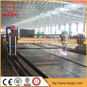 SHUIPO 2017 cnc metal plasma cutters machine with high precision and high quality