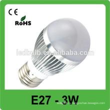 Высокая яркость 3W MR16 пятно света / 3W GU10 E27 привело пятно света