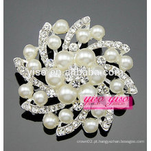 Belos broches de cristal grande