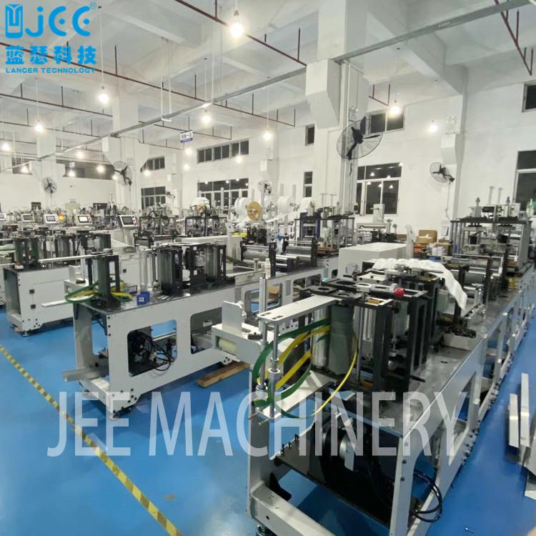 N95 Mask Machine Factory 9