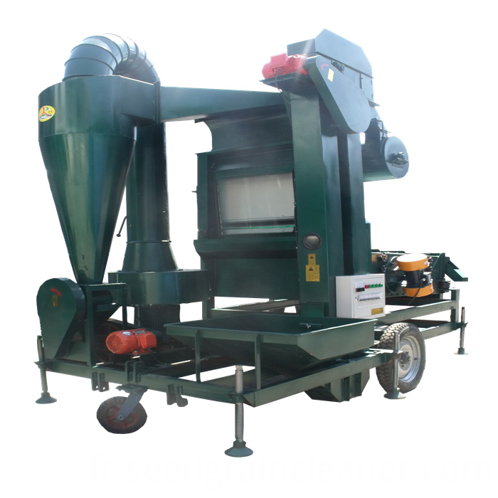 Seed Cleaner And Sorter