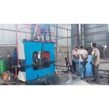 Carbon steel seamless cold froming Tee machine