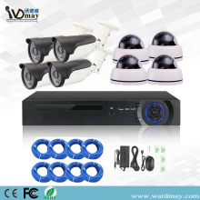 8-канальный CCTV 4.0MP HD POE NVR Комплекты