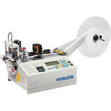WD-120HLR cortador de Auto-etiqueta (frío y caliente)