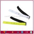 Dongguan New version reflective slap wrap wrist band and safety LED reflective armbands