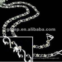 Correas de metal sujetador de diamante (GBRD0169)