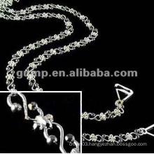 metal diamond bra straps ( GBRD0169)