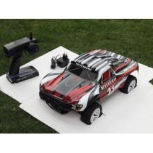 Brinquedo RC pode carro carro de controle remoto Mini 1: 10 Nitro RC Car