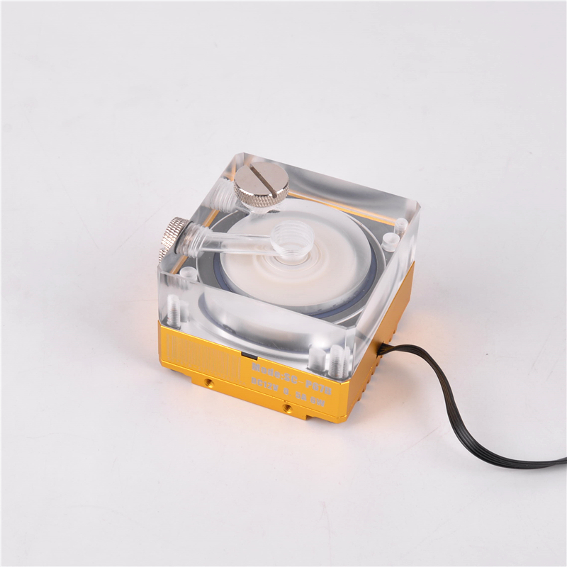 brushless mini dc pump
