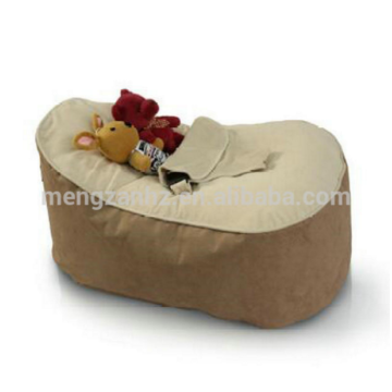 Easy-carrying bean bag baby sofa chair