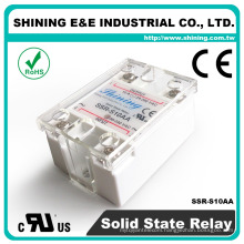 SSR-S10AA UL/CE Approval Solid State Electrical Relay AC 10A SSR