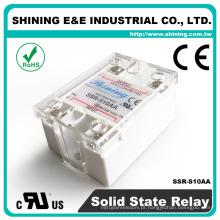 SSR-S10AA Aprovação UL / CE Relé elétrico de estado sólido AC 10A SSR