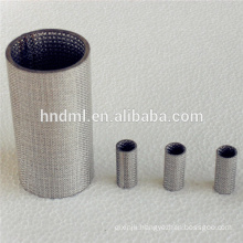2 micron Five layers sintered woven wire mesh