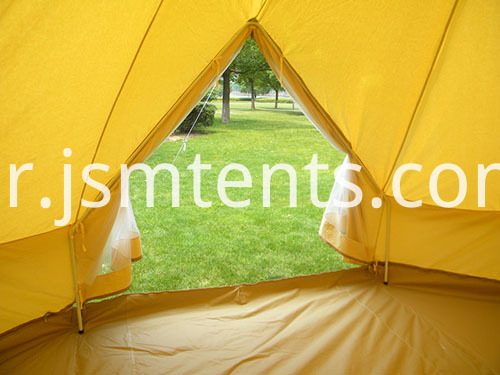 Disaster Bell Tents