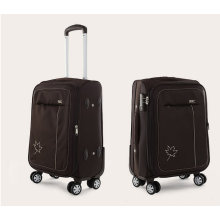 Bolsa de equipaje de nylon de alta calidad dentro de la carretilla